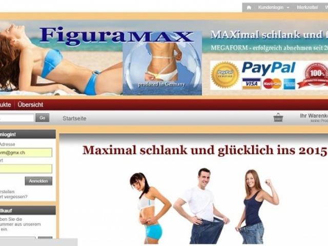 Figuramax Online-Shop